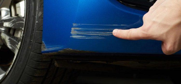 Cara Menghilangkan Baret di Mobil Dengan Mudah
